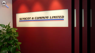 Sunscot office